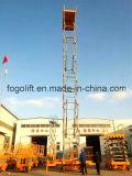 Plateforme de levage à ciseaux hydraulique mobile 18m
