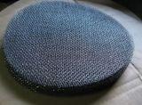 40-300 Mikron-schwarzes Eisen-Maschendraht-Tuch für die Entstörung