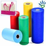 Tessuto non tessuto 100% del polipropilene pp per il sacchetto impaccante del negozio