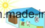 De Ventilator van de kegel/de Ventilator van de Glasvezel voor het Landbouwbedrijf van het Vee