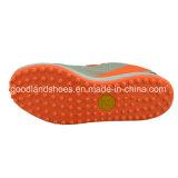 Sapatas de pouco peso de venda quentes do golfe com Kpu (EX-20059-DD)