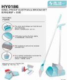 Windundurchlässiger Dustpan u. Besen eingestellt (HY0186)