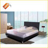 Дешевые PU деревянные кровати с одной спальней