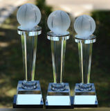 2016 Trophy Sport nuevo diseño K9 cristal blanco (KS08144)