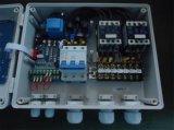 Panneau de commande de pompe duplex avec moteur triphasé