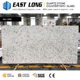 Surface solide d'Aartificial de couleur de pierre de marbre à haute teneur de quartz pour des partie supérieure du comptoir/panneaux de mur/dessus de vanité