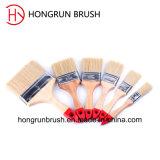Деревянная щетка краски ручки (HYW0434)