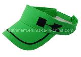 Top-Qualität Baumwoll-Twill Stickerei Golf Sport -Sonnenblende ( TRN037 )