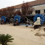 Máquina de la irrigación del carrete del manguito de Huisong