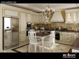 2017 de Italiaanse Eiken Stevige Houten Keukenkast van het Ontwerp Welbom