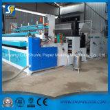 Máquina Full-Automatic por atacado do rebobinamento do rolo do papel de tecido do toalete do preço de fábrica