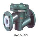 Задерживающий клапан фтора клапана Tht изготовленный на заказ