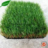 Buen material de la nueva llegada que ajardina la hierba artificial de los deportes