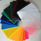 투명한 PMMA Plastic Acrylic Sheet와 Acrylic Board