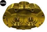 機械化を用いるバルブ本体のためのステンレス鋼の投資の精密鋳造