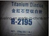 El rutilo para revestimiento de dióxido de titanio (TiO2 R901)