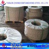 Bande de l'acier inoxydable 1.4016 DIN 1.4006 dans la surface de Ba en acier inoxydable
