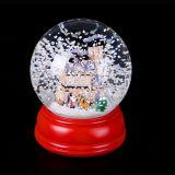 Chine Liquide de Noël Globe, décoration de vacances de boule de