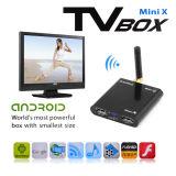 Minix Allwinner A10 Android 4.0 ROM de 1 Go de RAM 4 Go Mini TV Box TV Smart Box (Android Minix)