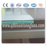 Freier Raum/Milch/weißes/milderten /Toughened/Low E/feuerbeständiges/kugelsicheres/Isolier-/Wirbelsturm bewertetes dekoratives lamelliertes Glas