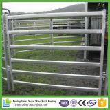 Panneau galvanisé de yard de bétail d'IMMERSION chaude avec la grille pour l'Australie