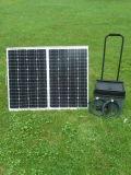 야영을%s 태양계 Portable를 접히는 160W