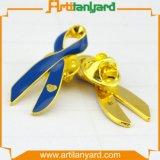 Qualitätpin-Abzeichen mit Überzug-Gold