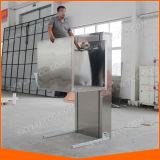 Elevación casera del elevador para el sillón de ruedas de elevación y los minusválidos