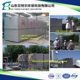 Завод по обработке нечистот молочной промышленности, маслообразная машина обработки сточных вод