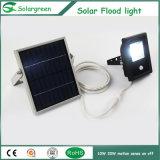 PIR 센서를 가진 20W 30W 태양 에너지 LED 플러드 빛