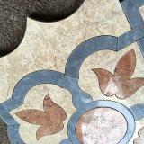 특징 벽을%s 다채로운 잎 모양 Waterjet 도와