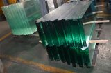 10mm 12mm Clear Float Toughened Glass for Swimming Pool Fence