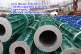 China Made Price Prestressed Concrete Pólo Steel Mould para Sale