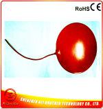 12V 150W Diameter 200*1.5mm de Verwarmer van het RubberStootkussen van het Silicone