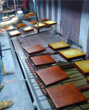 Caja de perfume de madera sólida de alto brillo