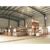 Advanced Continuous usine de pneus à l'huile de pyrolyse