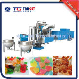 Máquina gomosa dos doces dos doces populares da geléia