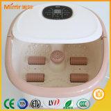 2017 de la vibración de buena calidad spa para pies masajeador por infrarrojos Sterillization Pediluvio