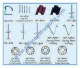 비계를 위한 안전한 리베트 자물쇠 Pin