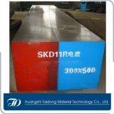 Aço do ESR 1.2379 com alta qualidade e preço razoável