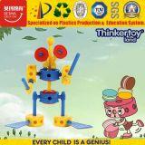 L'addestramento preliminare scherza la serie educativa del robot delle particelle elementari dei giocattoli di DIY
