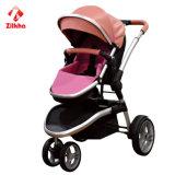 Dreirädriger Baby-Spaziergänger für einfachen Falz und das Tragen