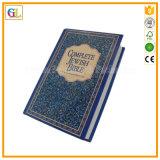 Alto libro de Hardcover de Qaulity con servicio de impresión del rectángulo