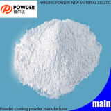 光沢のある白い粉のペンキPVC樹脂の粉のコーティング
