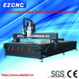 Ce Ezletter одобрил Woodworking точности увидел гравировальный станок CNC функций инструмента (MW 2040ATC)