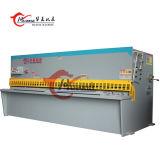 Máquina de cisalhamento do feixe de giro hidráulico, Huaxia Venda quente da máquina de corte