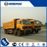 Beiben 8*4 드라이브 20 입방 미터 덤프 트럭을%s 가진 표준 덤프 트럭 차원