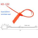 Le joint en plastique réglable pour les sacs/portes/conteneurs DK-102