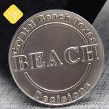 Золото цинкового сплава 3D-Блестящие цветные лаки индивидуальные дешевые серебряные медали