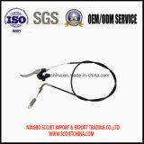 Le câble de commande avec le ressort de haute précision et le traitement de moulage mécanique sous pression